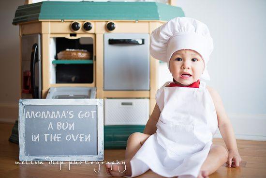 Ideas originales para anunciar la llegada del bebé y fotos artísticas de embarazos.