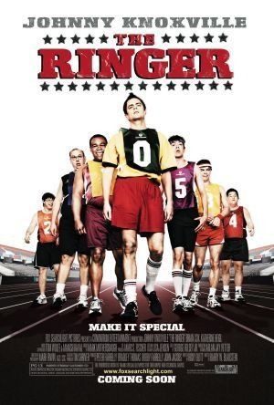 The Ringer -- A lowlife tries to rig the Special Olympics, entering a race by pretending to be mentally disabled, but is upstaged by his street-smart competitors.