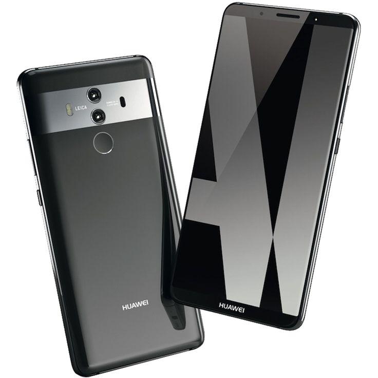 Huawei Mate 10 Pro este cel mai puternic telefon al celor de la Huawei ce concureaza cu Note 8, iPhone X si LG V30.