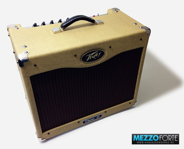 Peavey Classic 30 Combo II Tweed csöves gitárkombó