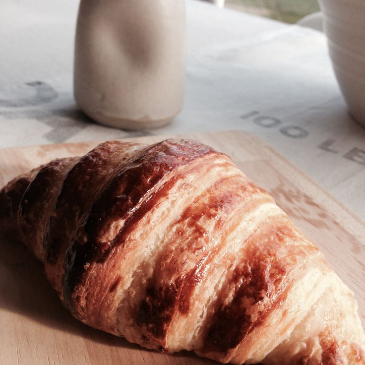 The humble croissant #28hoursinthemaking