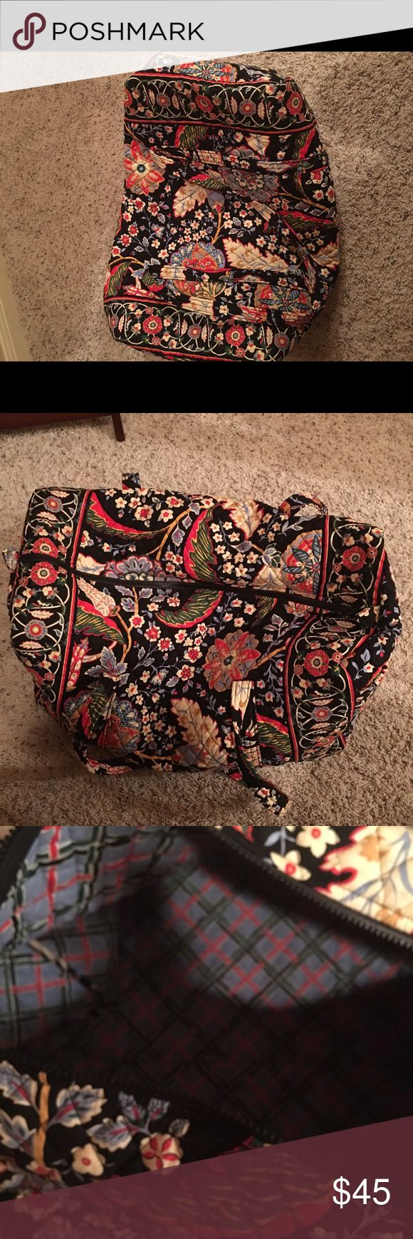 Vera Bradley Travel Bag Never used, brand new Vera Bradley travel bag! Perfect condition. Vera Bradley Bags Travel Bags