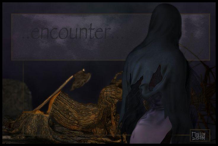 ArtStation - ..encounter..., MOL LOY