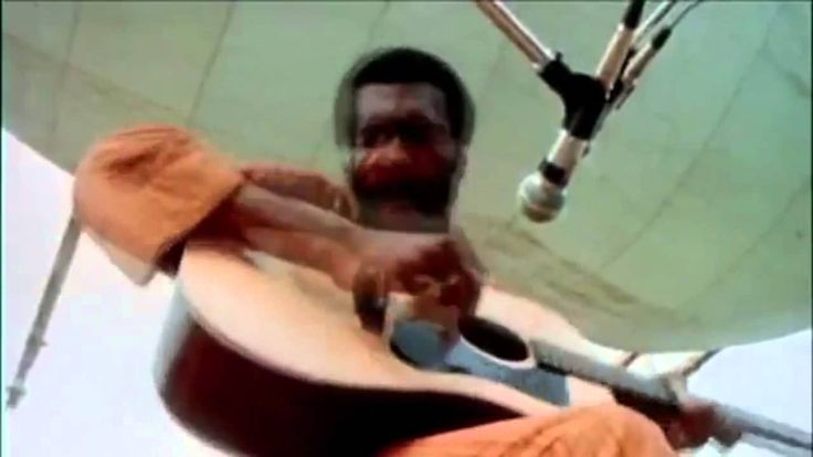 """Richie Havens - Freedom at Woodstock 1969 (HD)  """"Sometimes I feel like a mother-less child."""""""