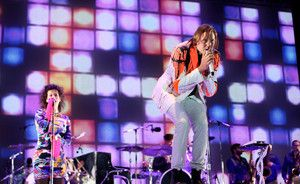 Arcade Fire say they 'may have Somerset artists' joining them at Glastonbury | News | NME.COM
