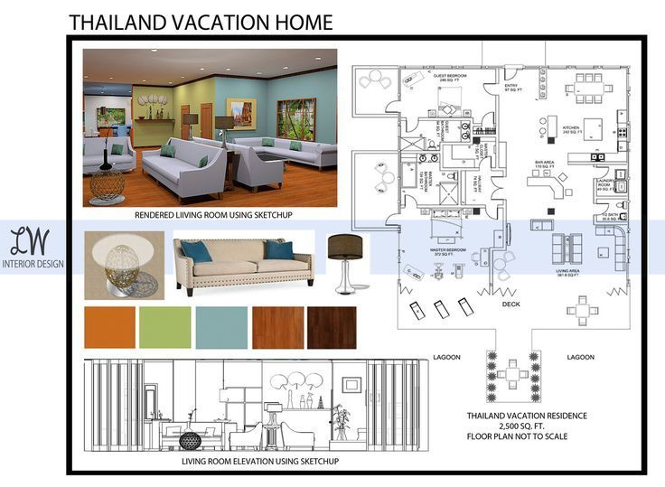 Image Result For Interior Rendering Projects Done Using Sketchup