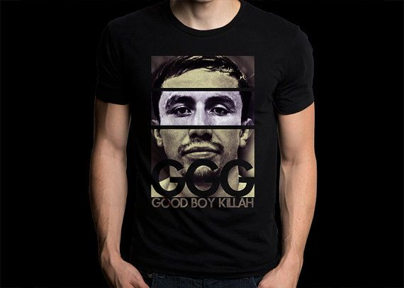New Gildan T-Shirt GGG Gennady 3 Golovkin by CreativeIndonesia