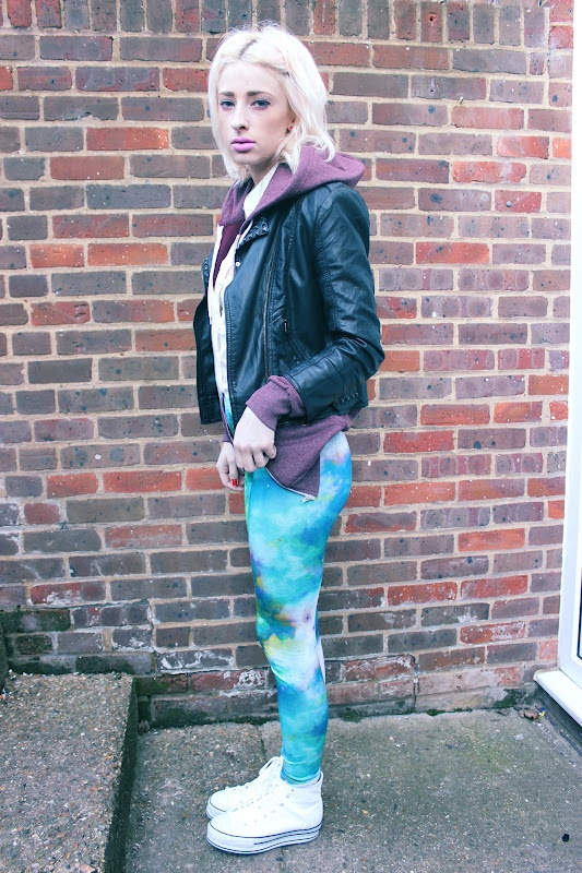 * LULUTRIXABELLE *: Galaxy Leggings