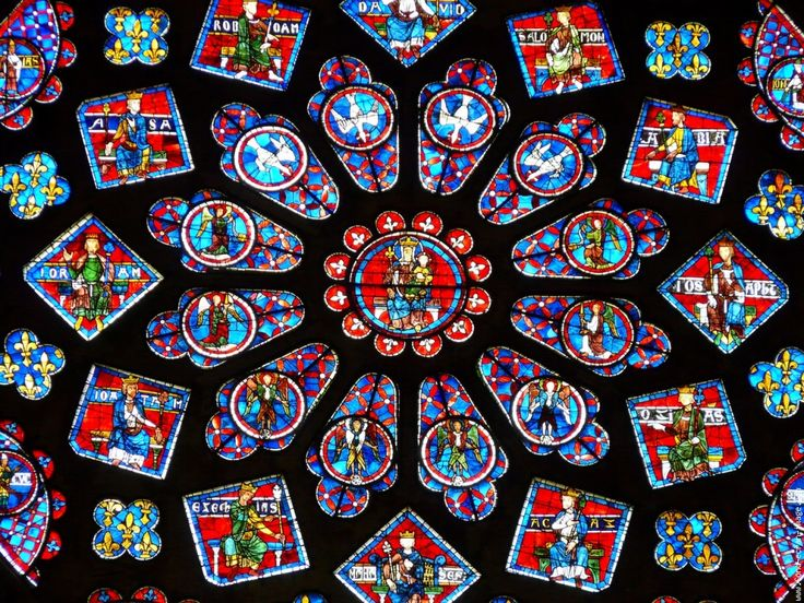 Vitrail vitraux chartres1