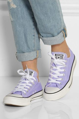 Converse|Chuck Taylor All Star canvas sneakers