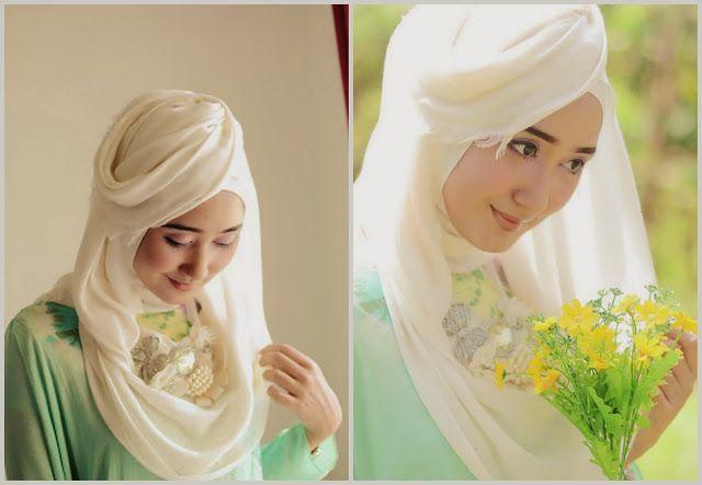Dian's hijab tutorial