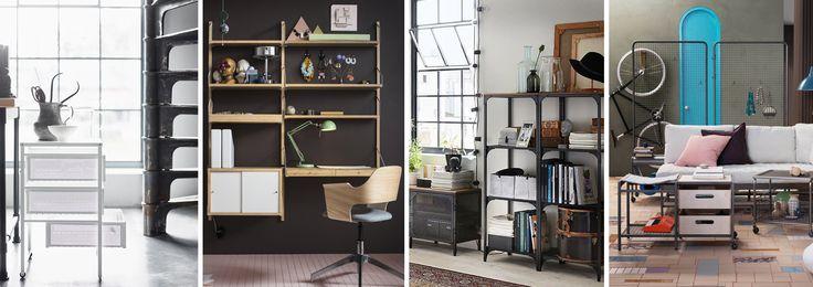 Oltre 20 migliori idee su stile industriale su pinterest - Specchio stile industriale ...