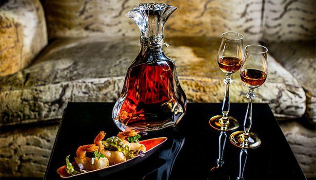 Hennessy Paradis Imperial au Bristol Paris