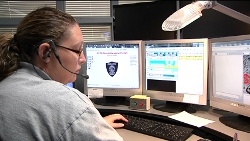 911 Dispatch Center Workers Deal with Spike in Calls