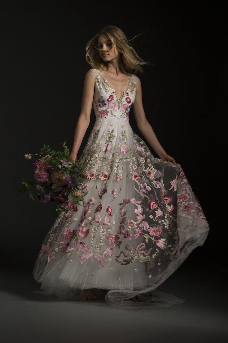 Bibi Dress | Temperley London Bridal Winter 2017