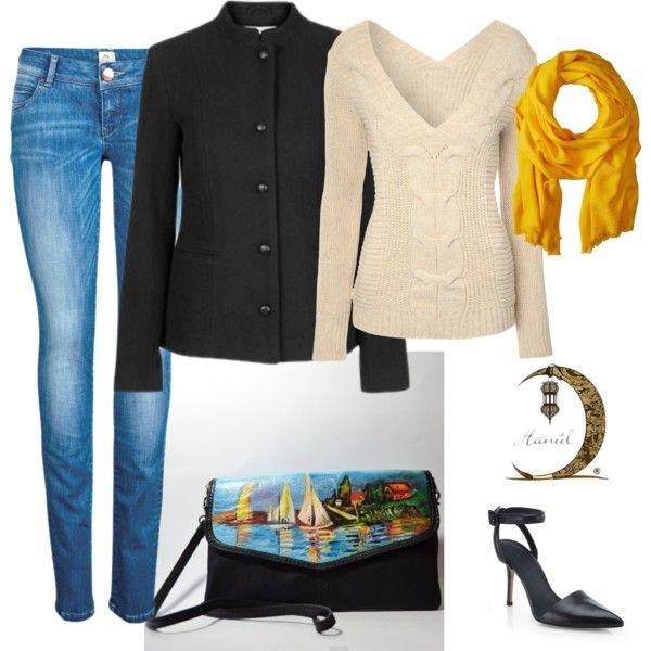 #outfits Borsa dipinta http://hanulstyle.com/prodotto/ba72-pochette-monet-regata-ad-argenteuil/ #monet #shopping #madeinitaly #veryitaly
