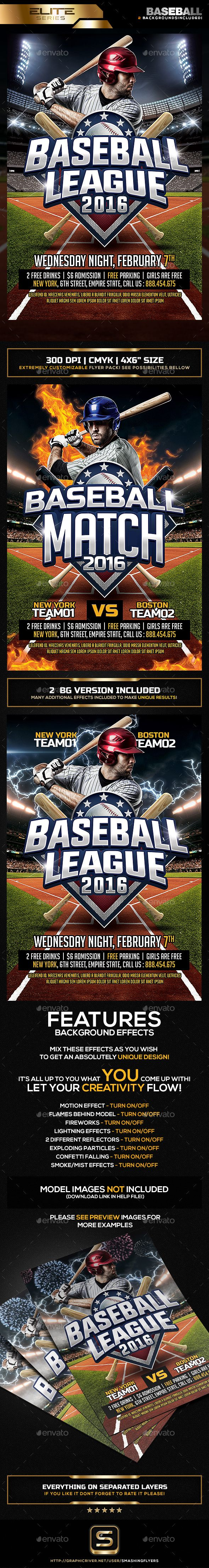 Baseball League Flyer Template PSD. Download here: http://graphicriver.net/item/baseball-league-flyer-template/14686834?ref=ksioks