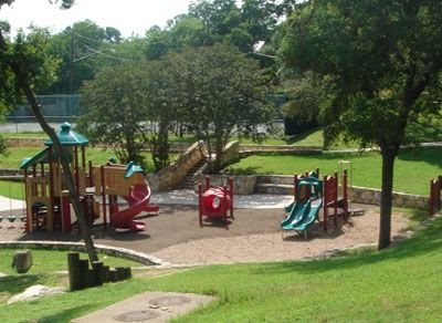 the awesome kids park