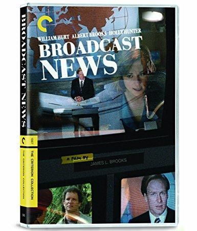 William Hurt & Albert Brooks & James L. Brooks-Broadcast News