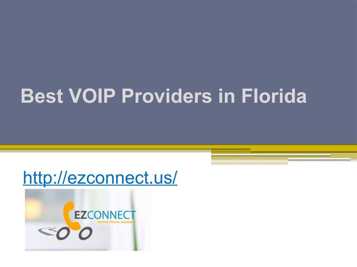 Are you looking for the finest VOIP providers in town? Simply visit http://ezconnect.us/ and bring your search to end. https://issuu.com/ezconnect01/docs/best_voip_providers_in_florida_-_ez