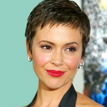 short haircuts for cancer patients haircuts for chemo patients search hair 3723 | f4290eabd858465d8a5980a100528b7c super short pixie short pixie cuts