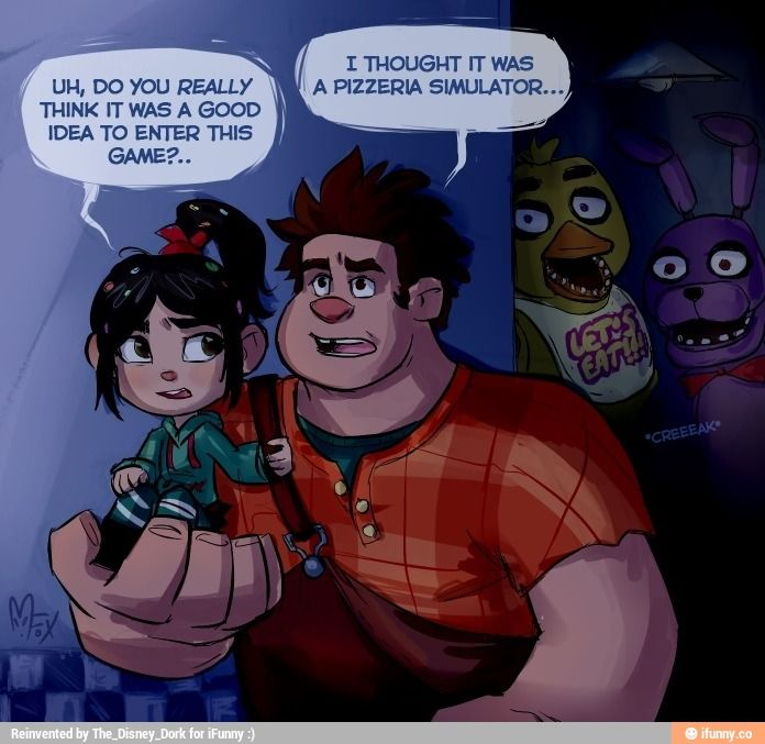 Five Nights at Freddy's funny