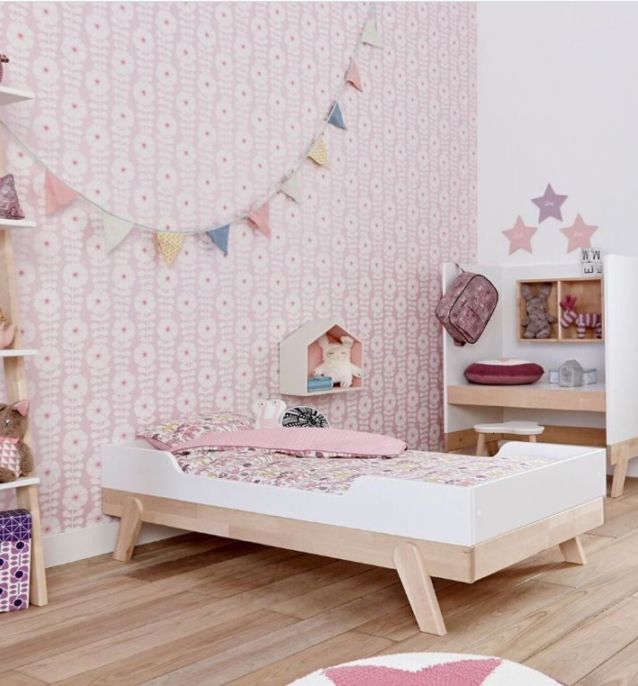 This baby cot can be changed and re-used into a beautiful junior bed.