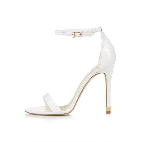 TOPSHOP RUBY Strappy High Sandals found on Polyvore