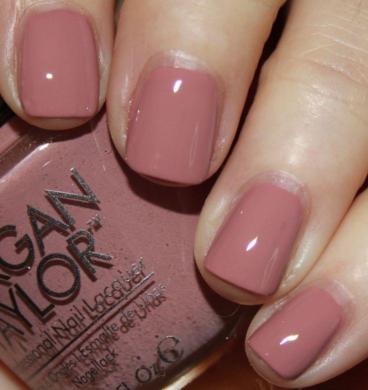 Morgan Taylor Coming Up Roses [spring 2015]