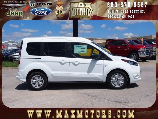 2015 Ford Transit Connect Butler Mo Nm0ae8f75f1204690