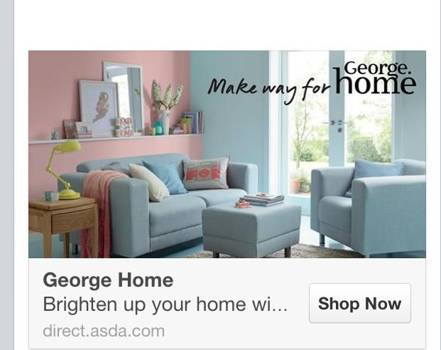 Love these sofas and colours