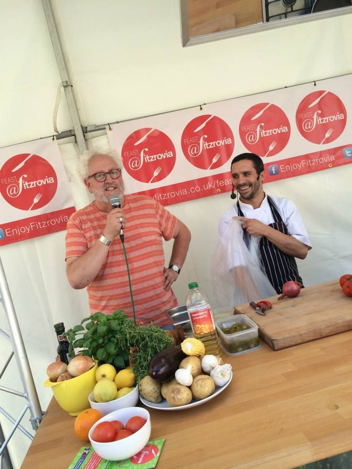 Live Food Show - Andrew Kay hosts