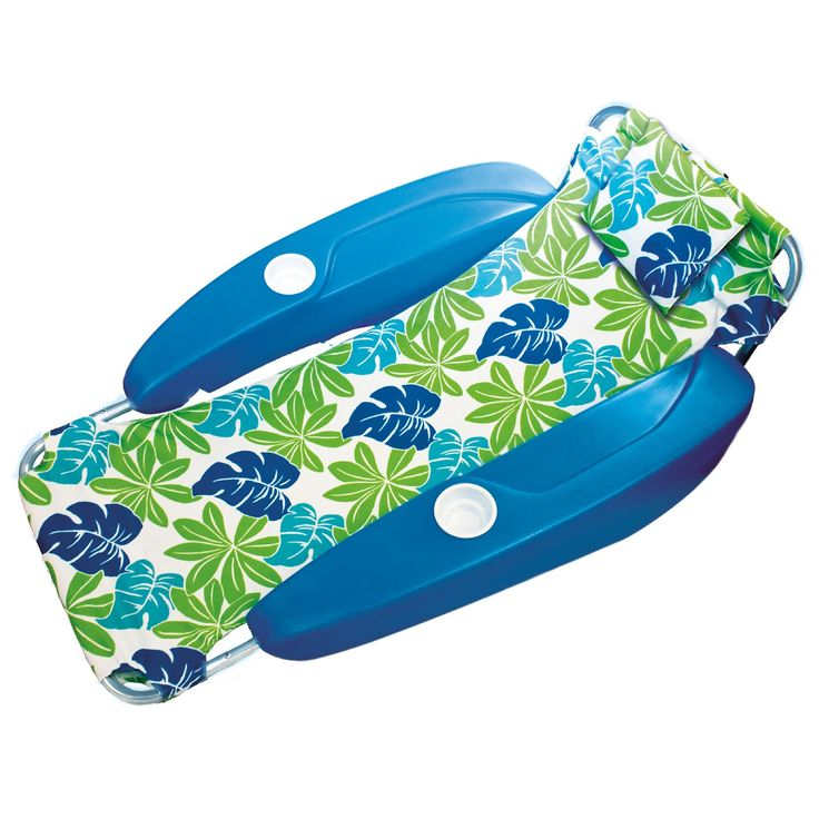 Have to have it. Swimways Newporter Elite Lounge Pool Float $119.99