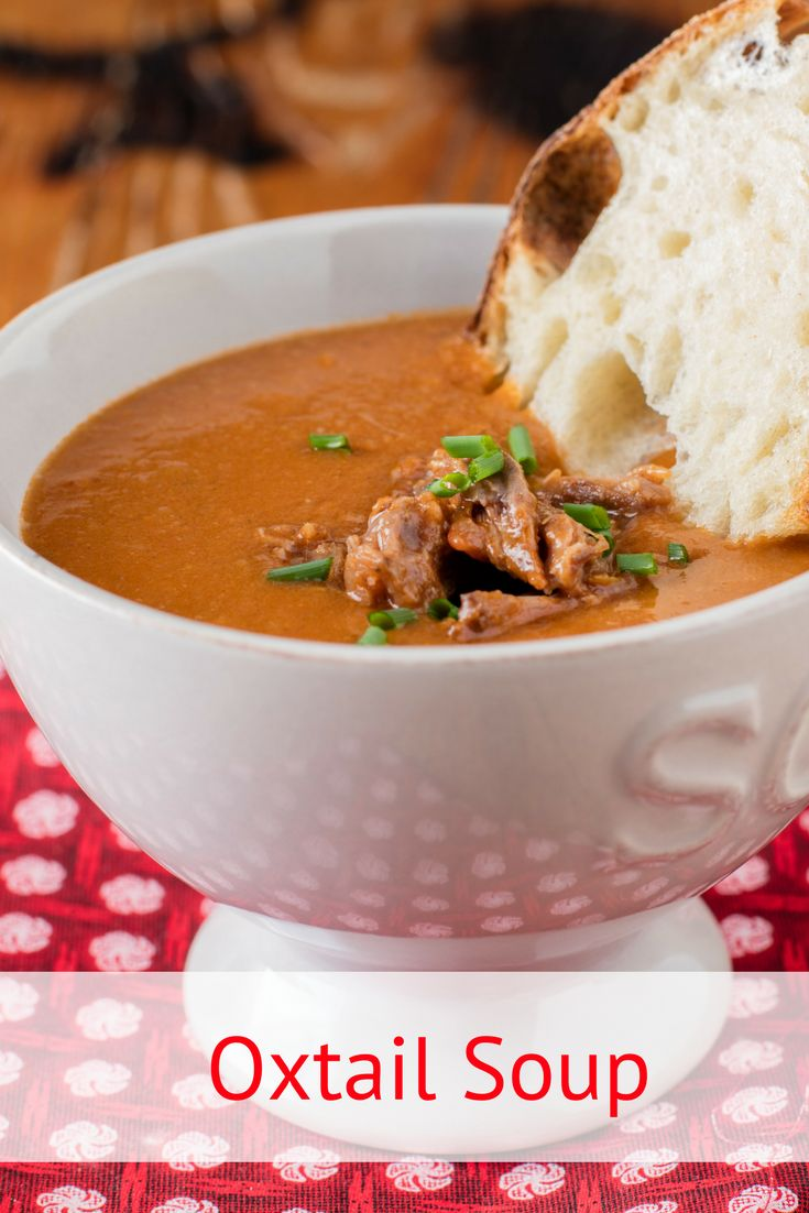 Oxtail soup recipe. This slow cooked oxtail soup recipe is filled with vegetables and a rich tomato flavour. hearty and delicious