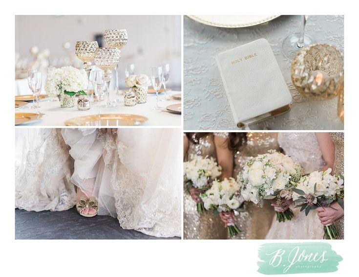 Nick & Abby | Gold & Blush Winter Wedding at Rose Hill in Mukilteo  http://www.bjonesphotos.com/blog/winter-rosehill-mukilteo