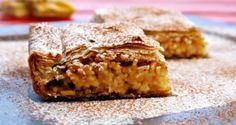 Παραδοσιακή συνταγή: Γλυκιά κολοκυθόπιτα Μυτιλήνης… απλά υπέροχη!! – Timeout.gr