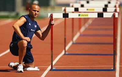 Andrew Steven Turner : 110m hurdle.