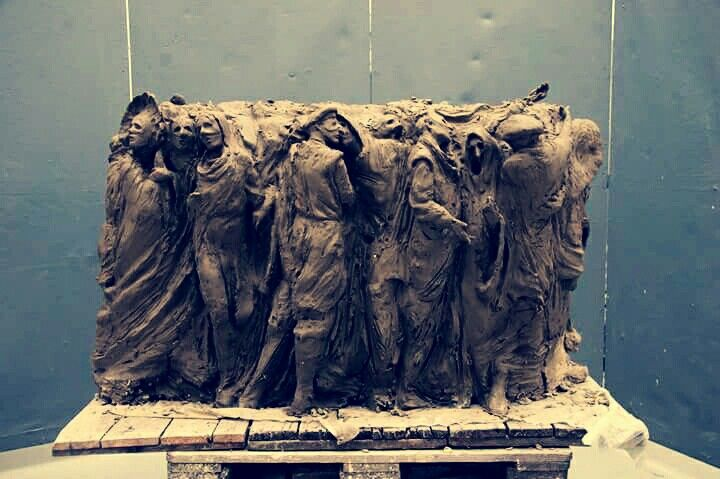 """Carnevale di Vennezia""- alegorie. #sculpture #venezia #venice #carneval #figure"