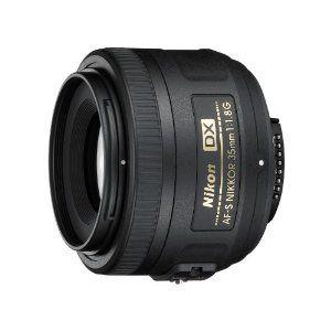 Nikon 35mm F 1 8g F 1 8 G DX AF s