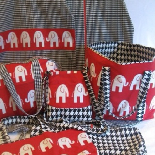 Come And Get These Cute Bags At Sealy On Campus, 1217 University Blvd,  Tuscaloosa, Alabama.