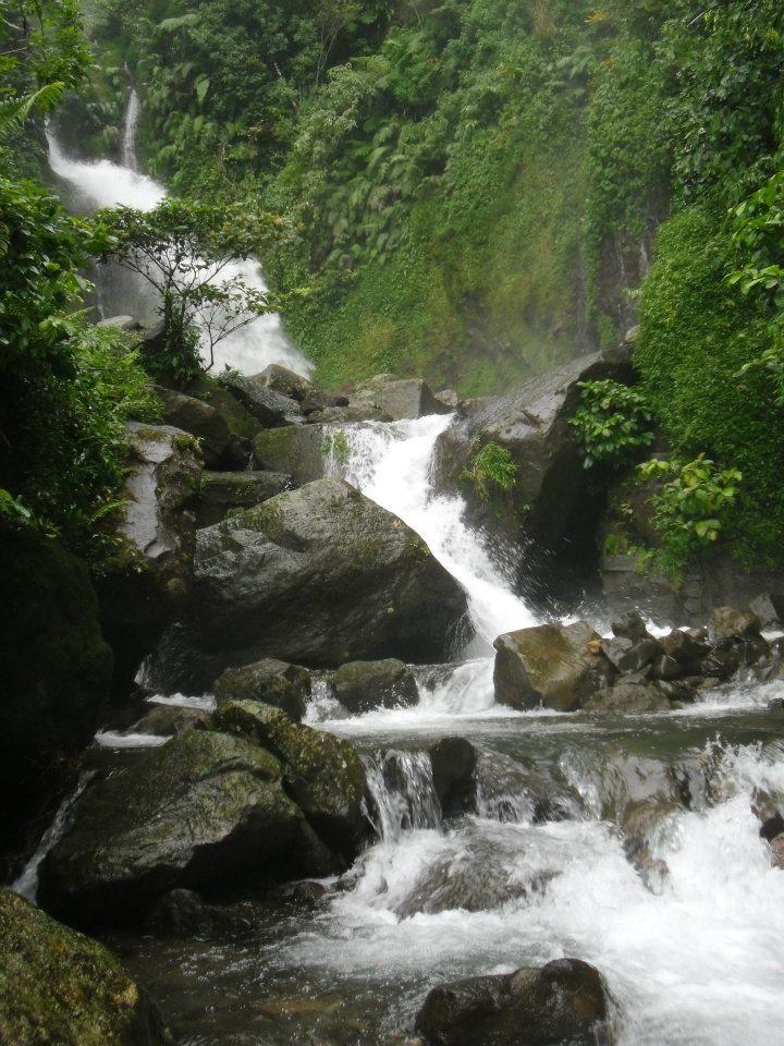 (curug ciherang) suka makmur - Bogor. Indonesia