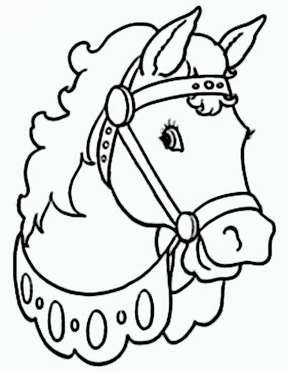 pin von sssss auf kolorowanki  malvorlagen pferde