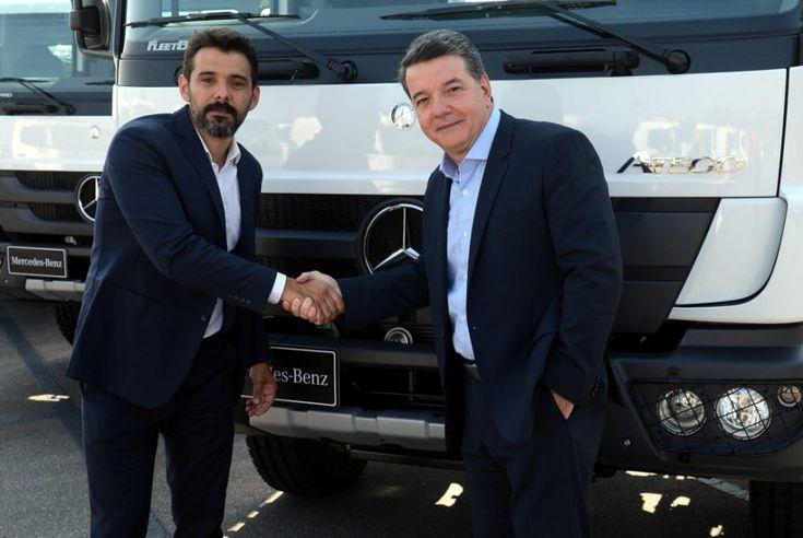 Stuttgart / São Bernardo do Campo, 13-Jun-2017 — /EuropaWire/ —Mercedes-Benz do Brasil delivered 524 trucks to one of the three biggest Brazilian ene