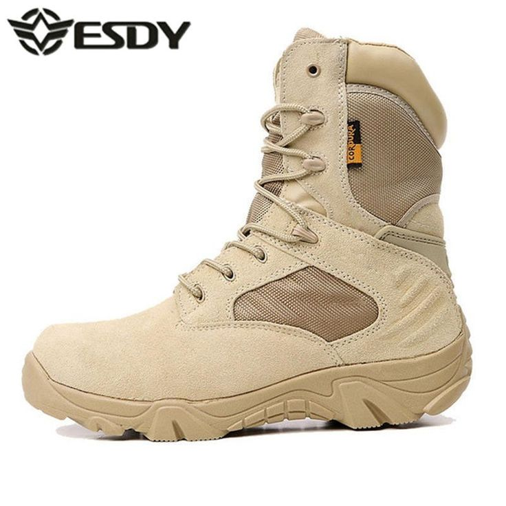 ESDY 2017 Summer Men's Desert Camouflage Military Tactical Boots Men Combat Army Boots Botas Militares Sapatos Masculino - http://bootsportal.net/?product=esdy-2017-summer-men-s-desert-camouflage-military-tactical-boots-men-combat-army-boots-botas-militares-sapatos-masculino