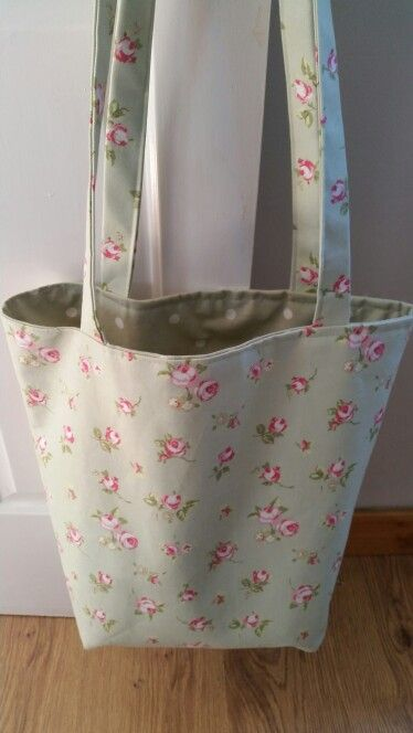 Matching bag for Jeannie!