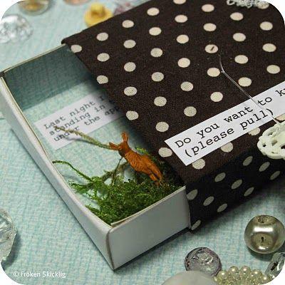 Fräulein SKICKLIG [fr'ö: ken ² sj'ik: lig]: Möchten SIE Ein Geheimnis Verraten? (The Magic Box Tutorial)