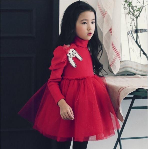Девушки зима сладкий принцесса пачки платье, платья девушки, девушка платье принцессы, 2 - 7 лет, 5 шт./лот PJH05