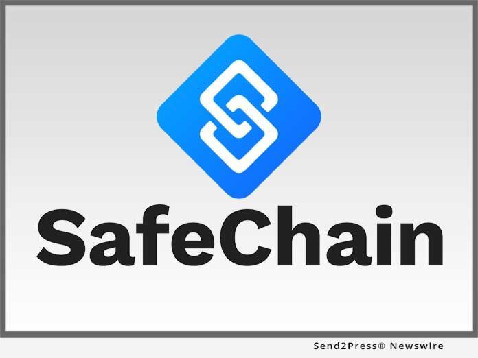 Safechain Completes First Official Real Estate Blockchain Transaction In The U S Send2press Newswire Blockchain Underwriting Title Insurance