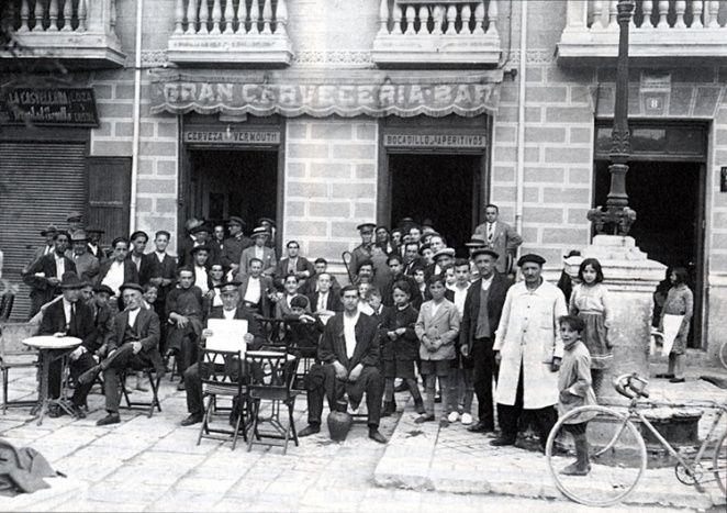 Plaza de España - Valladolid