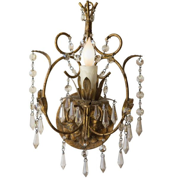 Aidan Gray Lighting Victorian Wall Sconce Set of 2 ($360) ❤ liked on Polyvore featuring home, lighting, wall lights, chandelier, victorian sconces, victorian lamp, aidan gray, victorian lighting and aidan gray lighting